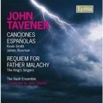Tavener conducts